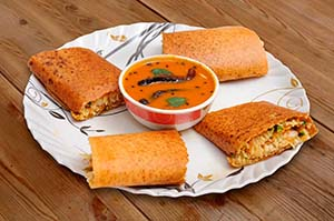 Spring Roll Dhosa
